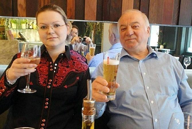 После отравления Юлия Скрипаль уже может есть и пить - Новости на ...