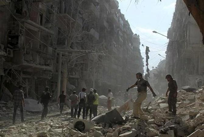 ВСирии готовится провокация с применением отравляющих веществ— Путин