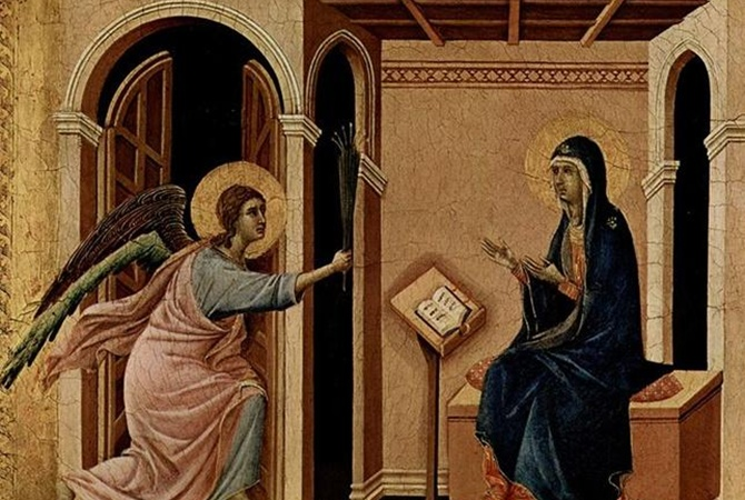 Когда православные отмечают Благовещение в 2018г