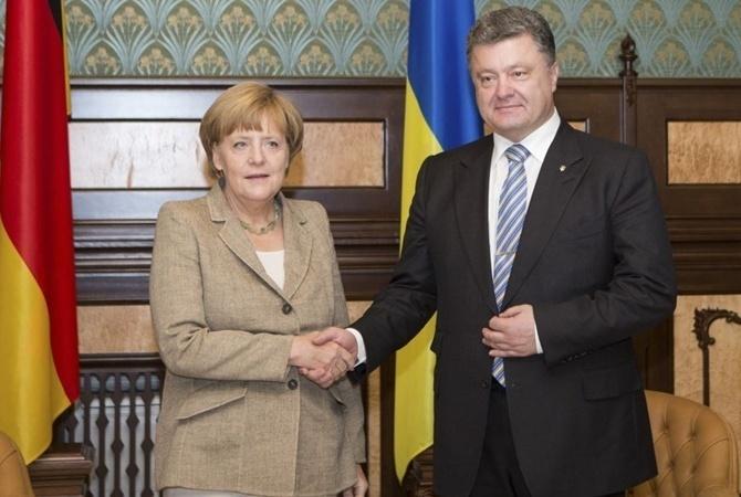 Климкин ждет отвстречи Порошенко иМеркель согласование стратегии поДонбассу