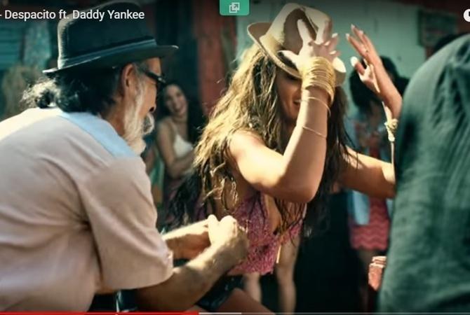 Клип Despacito впервый раз вистории YouTube набрал 5 млрд просмотров