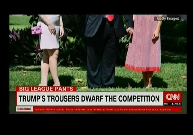 CNN назвал возможное место встречи Дональда Трампа иКим Чен Ына
