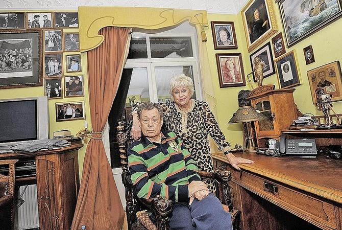 УНиколая Караченцова диагностировали последнюю стадию рака