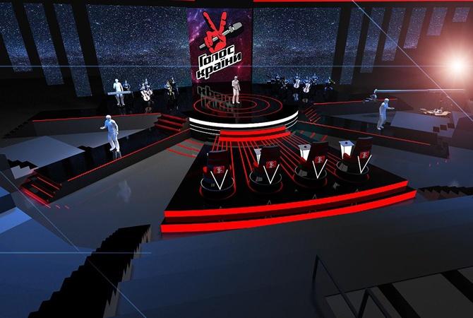 Зианджа вылетела из«Голосу країни» после первогоже прямого эфира