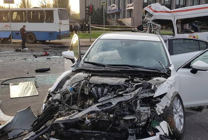 ГСЧС: Число пострадавших врезультате дорожно-траспортного происшествия  вКривом роге выросло до  21