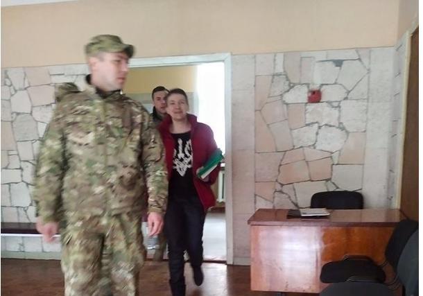 Она несгибаема: Савченко прошла психиатрическую экспертизу
