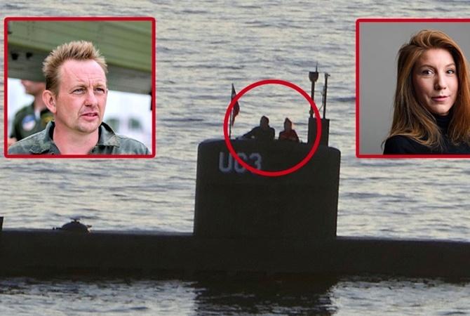Генпрокуратура Дании потребовала пожизненное для изобретателя, которого обвиняют вубийстве журналистки