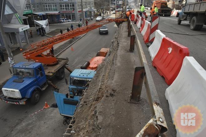 Как поменяется движение— Реконструкция Шулявского моста