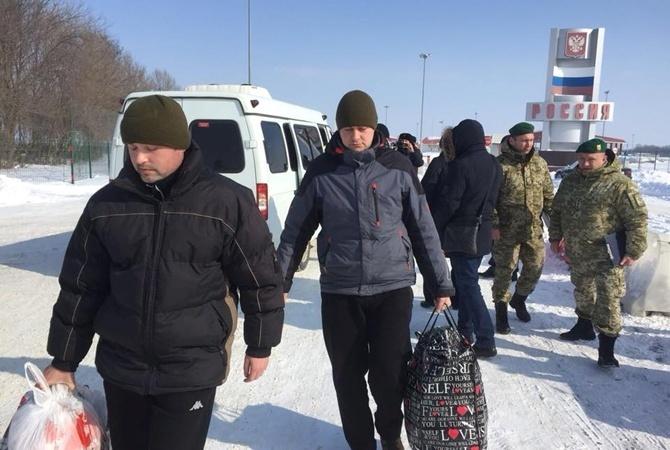 В Российской Федерации сообщили овозможности крупного обмена пленными вДонбассе