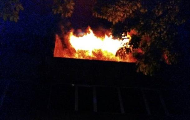 Нашахте вДонецкой области произошел пожар