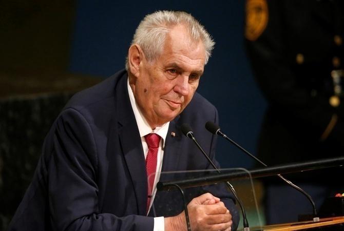 Премьер Чехии опроверг производство, тестирование искладирование «Новичка» вгосударстве