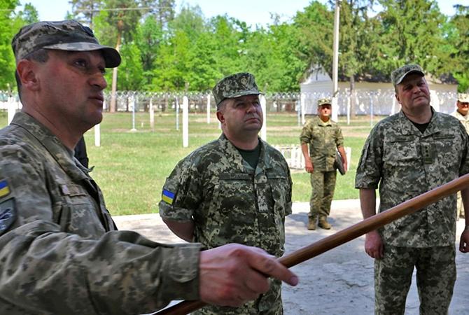 Степан Полторак: вгосударстве Украина построят 15 хранилищ для боеприпасов