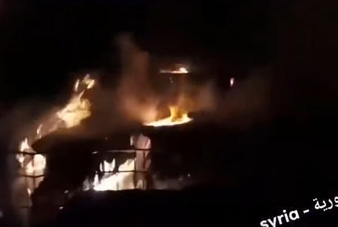 Военные Израиля сообщили обинформировании Российской Федерации обударе поСирии