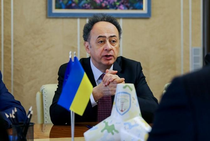 Названа дата проведения саммита Украина— ЕС