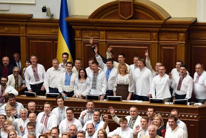 День вышиванки вУкраинском государстве : история итрадиции праздника