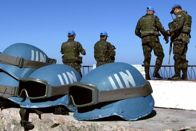 Дуда поддержал идею миротворческой миссии ООН наДонбассе