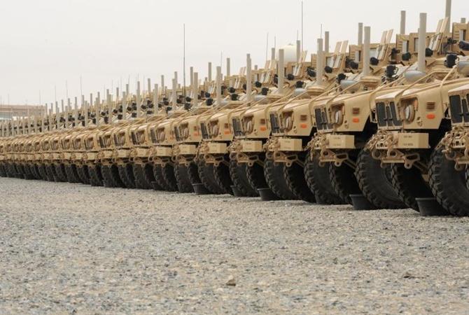 На ПМЖ : Польша предложила разместить у себя бронетанковую дивизию США