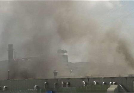 На германском заводе БМВ произошел масштабный пожар: фото инцидента