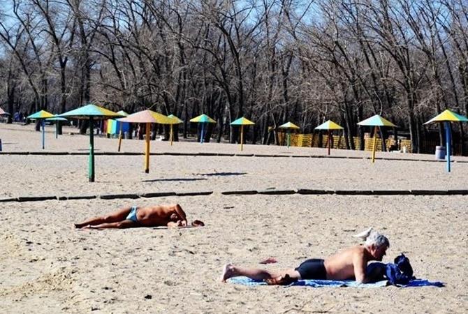 В Центре общественного здоровья Минздрава (ЦОЗ) опубликовали интерактивную  карту пляжей Украины d732e4ee55e45