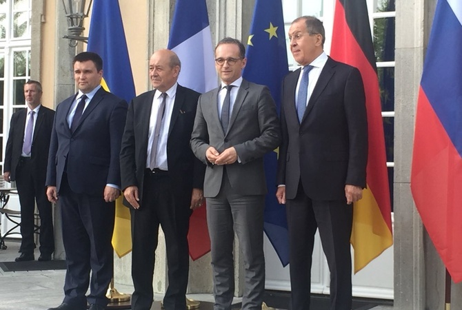 Министры нормандской четверки встретятся вБерлине