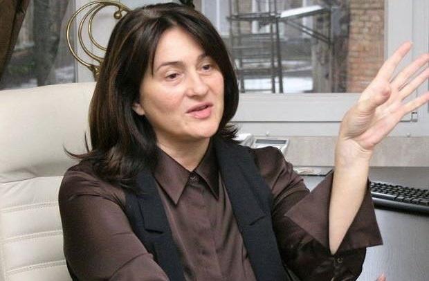 Герасимьюк подала объявление обуходе изНацсовета потелерадиовещанию