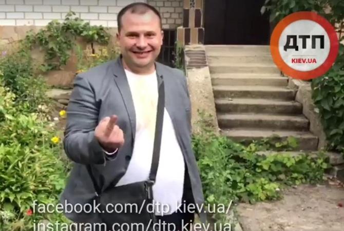 Киеве милиция задержала нетрезвого депутата Ляшка . Новости политики