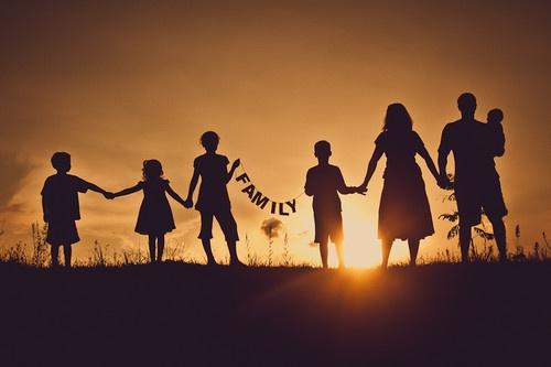 Семья как небольшой  поселок: вДоброславе собираются зарегистрировать рекорд государства Украины