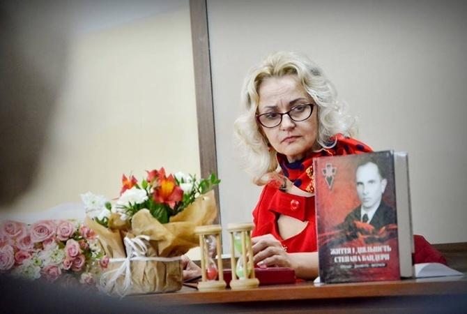 Русскоязычные украинцы напоминают мне ЛГБТ- Ирина Фарион Ирина Фарион