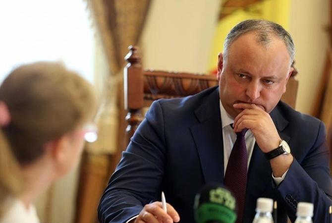 Президент Молдавии открыл монумент дружбы Петра Первого иКантемира вРостовской области