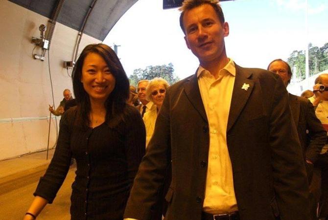 Новый руководитель МИД Англии назвал жену-китаянку японкой