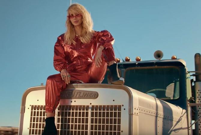 LOBODA Суперзвезда— эстрадная певица представила провокационный клип