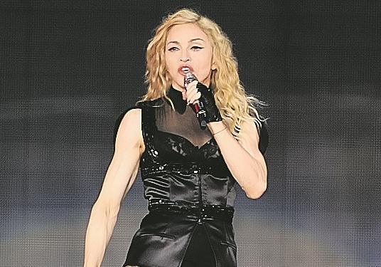 Мадонна празднует свое 60-летие