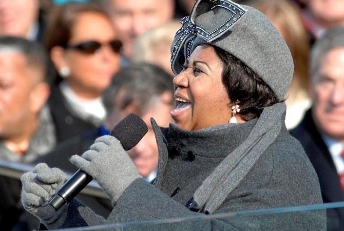 AP: Арету Франклин похоронят вДетройте 31августа