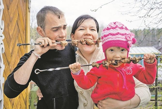 Шашлык фото для детей
