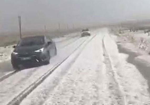 ВТурции вразгар турсезона выпал снег