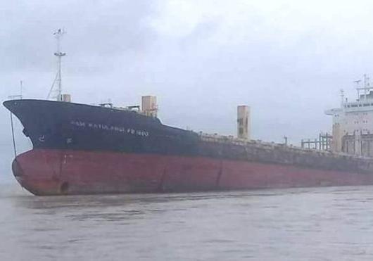 Аномальный инцидент вМьянме: подле местного побережья выявлен «корабль-призрак»