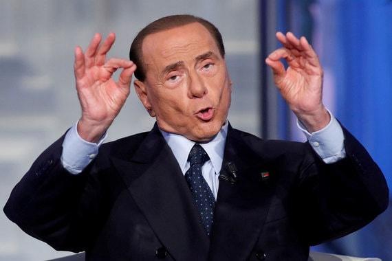 Прошлый владелец «Милана» Сильвио Берлускони купил футбольный клуб «Монца»