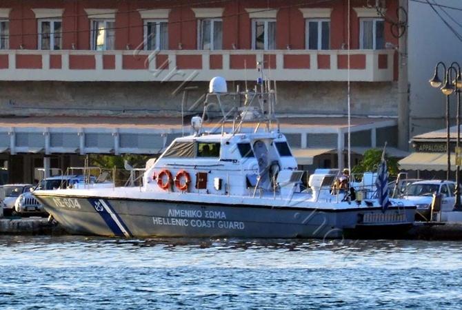 Уберегов Греции задержали украинское судно