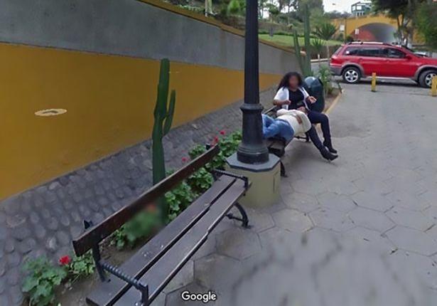Житель Перу узнал об измене жены через Google Maps