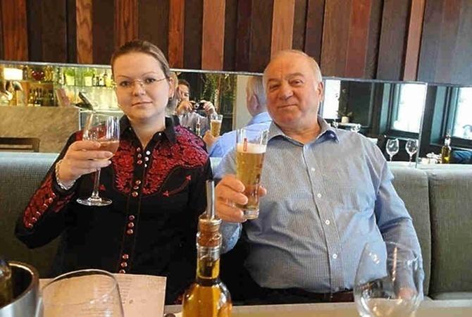 СБУ о контактах со Скрипалем'Не подтверждаем и не отрицаем <p>      Юлия и Сергей Скрипаль за несколько часов