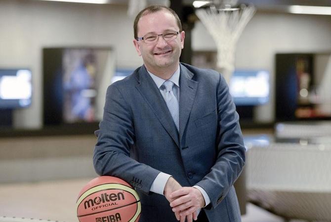 Известна причина смерти генерального секретаря Международной федерации баскетбола— скончался Патрик Бауманн