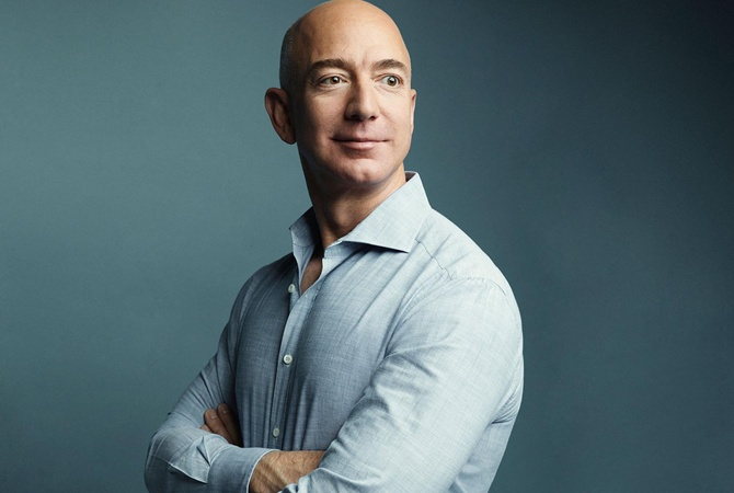 Безос задва дня потерял $19,2 млрд из-за падения акций Amazon