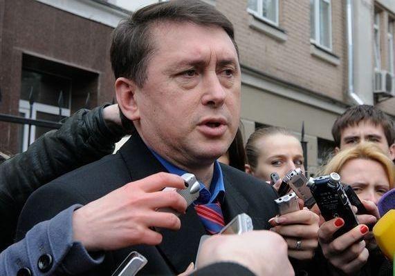 Майор Мельниченко: сотрудничать с ФБР меня заставил Луценко