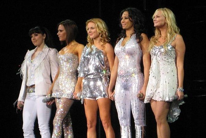 Spice Girls вновь воссоединятся