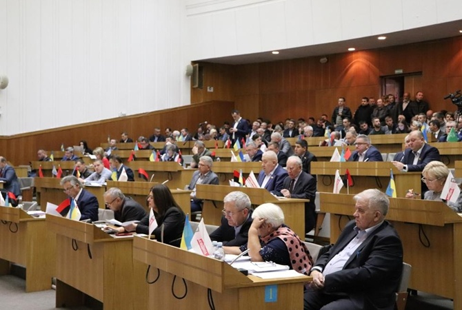 ВТернопольской области запретили фильмы ипесни нарусском языке