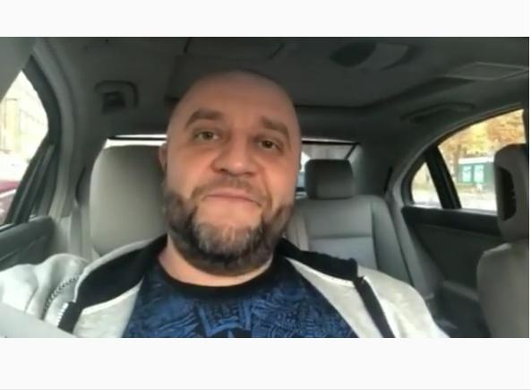 Егор Крутоголов изДизель шоу записал обращение кфанатам
