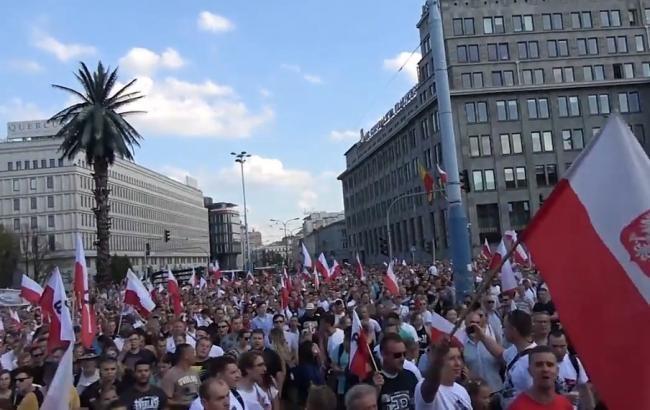 Польша отмечает 100-летие восстановления независимости