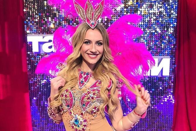 Леси Никитюк в «Танцах со звездами»: уйти нельзя остаться ...