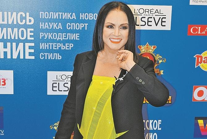 Ротару сделала объявление овыступлениях в РФ — Предлагали большие деньги