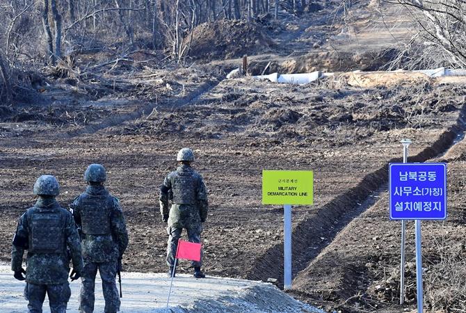 Совбез ООН позволил Южной Корее сделать исключения изсанкций против КНДР